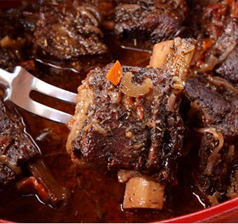 Slow Roasted Grass Fed Beef Back Ribs Recipes — Dishmaps